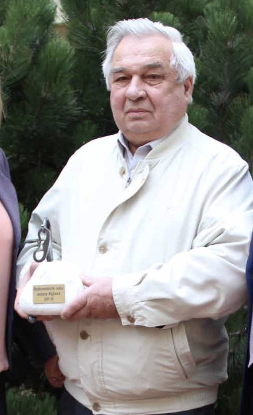 Ing. Vladimír Výleta